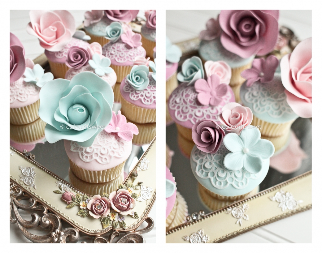 Cupcake Collection Close Up Cupcakes